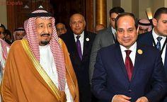El Rey de Arabia Saudí impulsa el deshielo con Egipto