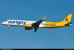 Embraer 190-200 G-NSEY 19000671 London Gatwick Airport - EGKK