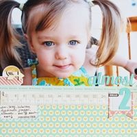 A Project by Michelle Whitlow from our Scrapbooking Gallery originally submitted 05/10/13 at 12:30 AM