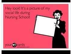 Nursing school problems