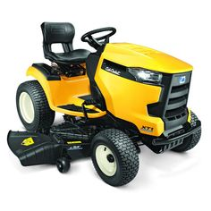 XT1 Enduro Series ST 54 in. Fabricated Deck 24 HP V-Twin Kohler Hydro Lawn Mower with Cub Connect Bluetooth