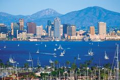 I loved San Diego so much that when I returned home, just for the heck of it, I went to real estate sites online to look at San Diego property.