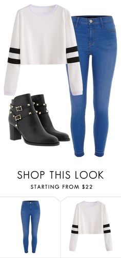 """Untitled #18"" by lovearta-h on Polyvore featuring River Island"
