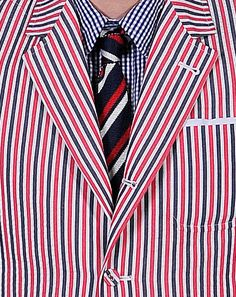 Now that is dedication to details, We look forward to the seeing he man who will wear this style on #frenchSUNSET_SA