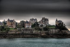 Dinard, France I want to go here! So beautiful!