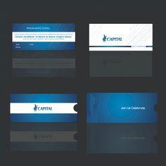 Capital annual conference invitation design..