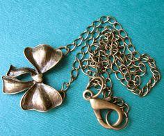 My dear 81 year-old jewelry designer friend just designed Bronze Butterfly Bow. $17.50.  So sweet.