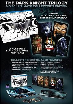 The Dark Knight Trilogy Blu-Ray set Giveaway! http://www.johnlingauthor.com/?ks_giveaway=the-dark-knight-trilogy-ultimate-collectors-edition&lucky=12168