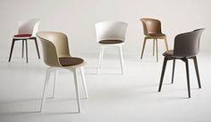 Chaises design pivotantes