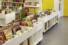 Ideas para la biblioteca
