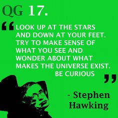 A curious mind is essential for innovation and success #quote #stephenhawking