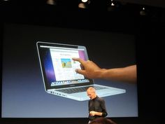 """Before he passed away, venerable technology giant Steve Jobs made it clear that touch screens were impractical control interfaces for laptops and desktops. Years later, current Apple CEO Tim Cook echoed the same sentiments. Wait, so these statements are coming from the leaders of a company that saw a lot of its current successes stemming from the decidedly touch-based iPads andiPhones? What gives? Jobs contended that touch screens just plain """"don't want to be vertical."""" Accordingly, base"""