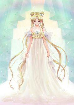 Divina princesa Serena =}