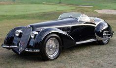 Alfa Romeo 8C 2900B Touring Spider 1937.
