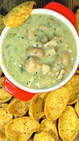 Inspired By eRecipeCards: White Bean Chicken Chili - Crock Pot Easy - 52 Soups and Stews