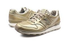 New Balance Women Running Shoes WR996EE Metllic Gold 996 Fashion Sneakers | eBay