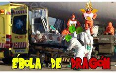 Absurder: Ébola de Dragón