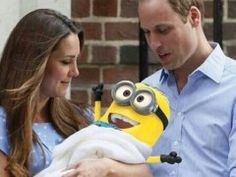 A first look at the Royal Baby you might also like: Best Royal Baby Memes