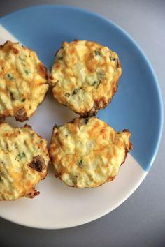 Mashed Potato and Egg Bites