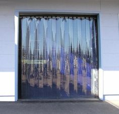Reach Nettings Offer An Assortment Of Bird Solutions Our PVC Strip Curtain Have Good Transparency It Can Stop The Loss Cold