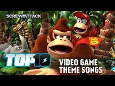 Famous Video Game Tunes. http://gamemastervideo.blogspot.com/2017/11/famous-video-game-tunes.html. VIDEO : top 10 video game theme songs ever! | top ten | screwattack! - a list so controversial that none can be correct. does your favorite land on the list? subscribe: http://bit.ly/screwattacksubscribe  ....