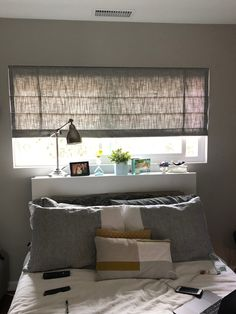 Modern Roman Shades, Interior Styling, Curtains, Home Decor, Style, Interior Decorating, Swag, Blinds, Decoration Home