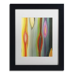 Le Progres by Sylvie Demers Matted Framed Painting Print