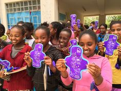Reusable underwear and sanitation pads for girls and women in lower income countries. They protect the women and make it possible for them not to miss school or opportunities in life while on their menstral cycle, which is a major issue. Made by BEGIRL