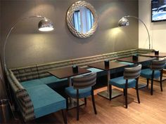 Contract Furniture supplied to the Hilton Garden Inn, Glasgow