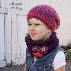 Crochet Children's Hat and ..