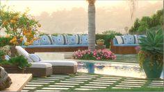 Swimming Pool - Malibu home David & Yolanda Foster
