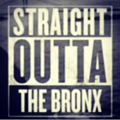 The Bronx its not what you think. by rocketroketto