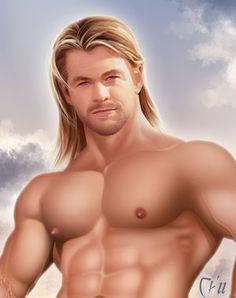 CHRIS HEMSWORTH Animation PICTURES PHOTOS and IMAGES