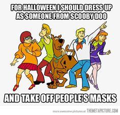 Best Halloween Costume Idea…