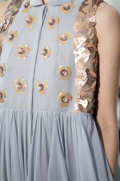 Details at Delpozo, Fall 2014 #NYFW | Nina Garcia