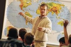 Geography is often relegated to a secondary topic to history in middle-school social studies classes. This site provides clever ideas for better incorporating geography into history lessons. Geography Lesson Plans, Geography Activities, Teaching Geography, World Geography, Physical Geography, American History Lessons, World History Lessons, History Education, Teaching History