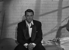 Cary Grant in The Bachelor and the Bobby-soxer (1947)