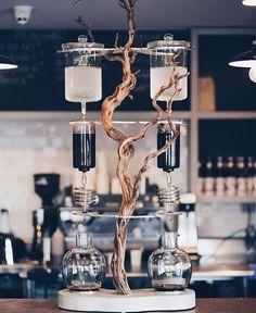"""5,943 Likes, 76 Comments - Alternative Coffee Brewing (@alternativebrewing) on Instagram: """" Super Unique Cold Drip Tower! 