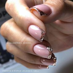 Fabulous Nails, Perfect Nails, Gorgeous Nails, Pretty Nails, Bling Acrylic Nails, Sparkle Nails, Gelish Nails, Manicure, Nail Nail