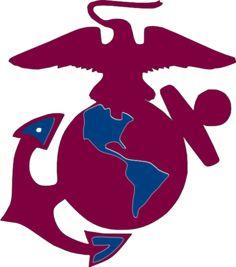 marine corps emblem clip art usmc logo clip art art pinterest rh pinterest com usmc clip art and graphics usmc clip art marine corps