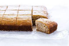 Gluten Free Lemon Crinkle Cookies are a perfect lemon treat. Gluten Free Spice Cake Recipe, Gluten Free Sugar Cookies, Spice Cake Recipes, Dessert Recipes, Desserts, Gluten Free Deserts, Gluten Free Sweets, Gluten Free Baking, Banana Bread Bars