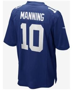 79b06cf14a1 10 Best Eli Manning Jersey images | Football jerseys, Football ...
