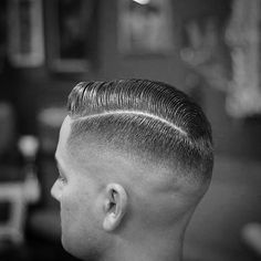 Keep your lines strong ##menshair