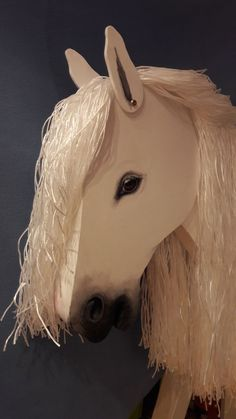 Our wooden horses - kunst-hus website! Our wooden horses – kunst-hus website! Caballo Spirit, Diy Kids Furniture, Wooden Horse, Little Christmas Trees, Horse Crafts, Hobby Horse, Backyard Playground, Carousel Horses, Tree Silhouette
