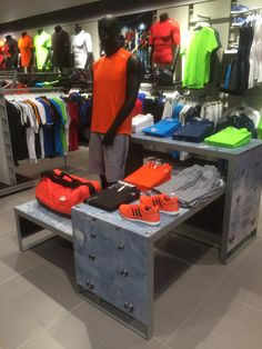 Adidas - Kuala Lumpur - Malaysia - Sports - Lifestyle - Fixtures - Layout - Visual Merchandising - www.clearretailgroup.eu