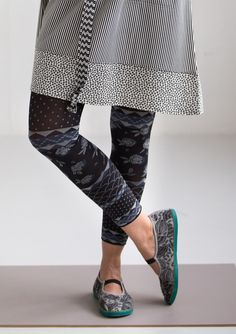 """""""Meiling"""" microfibre leggings – Accessories – GUDRUN SJÖDÉN – Webshop, mail order and boutiques 