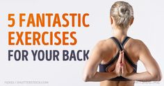 Easy Ways to Stay Motivated in Your Physical Fitness Program - Efitness solutions Yoga Fitness, Fitness Tips, Fitness Motivation, Health Fitness, Physical Fitness Program, Healthy Spine, Pilates Video, Sweat It Out, Back Exercises