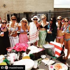 Instagram => Need some bachelorette gifts? You found it: Dandelion Textile Turkish towels... ・・・ Repost @madelinedwc ・・・ CeLAbrating!! #bachla #labaofmylife ・・・ #towel #turkishtowels #spatowels #beachtowels #bathtowels #gift #giftidea #giftideas #hostessgift #hostessgifts #present #wishlist #bachelorette #bacheloretteparty #bachelorettegift #bachelorettegifts #babywrap #Peshtemal #TurkishTowel #DandelionTxtl #DandelionTextile #turkishbeachtowel #beach #pool #bath #spa #fouta