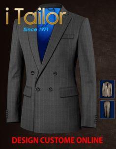 Design Custom Shirt 3D $19.95 chemise bleu Click http://itailor.fr/shirt-product/chemise-bleu_it132-2.html