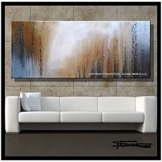 Portfolio Canvas Decor Large Printed Canvas Wall Art Painting, 30 by 40-Inch, City Spree, Framed and Stretched Ready to Hang